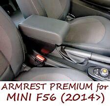 Armrest for Mini NEW F56 (from 2014) premium -MADE IN ITALY-mittelarmlehne-@