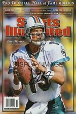 Dan Marino Sports Illustrated Autograph Poster - HoF Commemorative