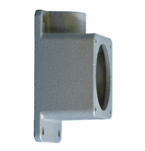 "APPLETON ELECTRIC AERH23 Back Box,30A,3/4"" Hub,Straight,Metallic"