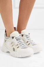Gucci Flashtrek boots 37 White Uk 4