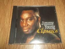 """JIMMY YOUNG """" CLASSICS """" CD ALBUM UK FREEPOST"""