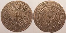 Jeton de Nuremberg, de Compte, à l'écu, 14/15° siècle, Très Rare !!