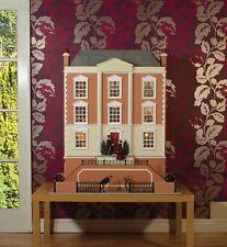 Casa delle bambole dollhouse Montgomery Hall con basamento Dolls House Emporium