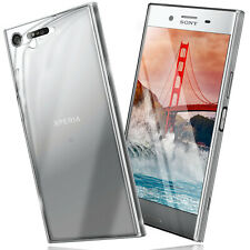 Silicone Case For sony Xperia X Compact Protective Transparent Thin Back Cover