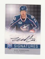 2008-09 Upper Deck Be A Player Mike Commodore Auto # S-MC (08-09) BAP