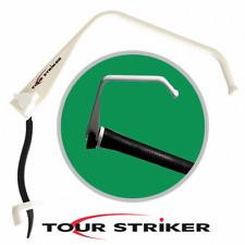 TOUR STRIKER EDUCATOR GOLF TRAINING AID - IMPROVES STRIKE & CONTROL