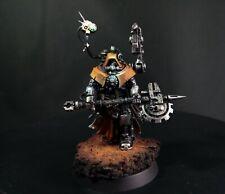 Warhammer 40k Adeptus Mechanicus Tech-Priest Enginseer Pro painted commission