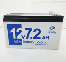 Replacement Battery VRLA SLA 12V 7.2AH 7AH for NBN Power supply Backup battery