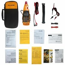 Brand New Fluke 773 F773 Milliamp Process Clamp Meter Multimeters Tester +Case D