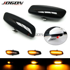 For Peugeot 207 308 3008 5008 LED Dynamic Turn Signal Side Marker Fender Light