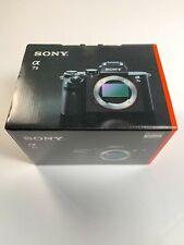 Sony a7II Camera Retail Box