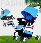 Newborn Baby Stroller Pram Kid Toddler Child Jogger Bassinet Wheel Seat