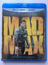 Mad Max ( US Import Region A, Blu Ray Only)