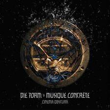 La forme ÷ musique concrete CINEMA obscura CD DIGIPACK 2015