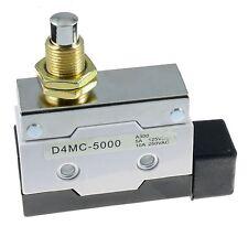 Bouton Poussoir Commutateur Micro piston limite SPDT 250vac 10a