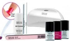 Trosani ZIPLAC Starter Kit/Set Peel Off UV-Lack zum abziehen inkl. LED-Lampe