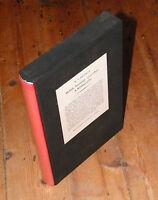 BRITISH ANATOMY BIBLIOGRAPHY Scarce Signed Medical Illustrated Facsimile U89