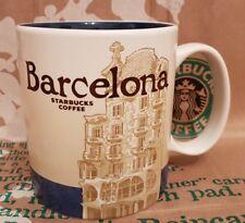 ORIGINALE Starbucks CITY MUG/TAZZA di Barcellona, Global Icon SERIE, NUOVO CON SKU!!!
