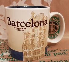 ORIGINAL Starbucks City Mug/Tasse BARCELONA, Global Icon Serie, NEU mit SKU!!!