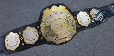 IWGP Heavyweight Championship Title Belt Gold Plated Adult Size Brand New Belts