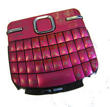 External Number Keyboard Keypad Buttons Replacement For Nokia C3 C3-00 Pink UK