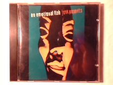 AN EMOTIONAL FISH Junk puppets cd GERMANY