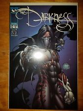The Darkness #24 VF/NM 1999 Image Top Cow Lobdell Benitez Witchblade Magdalena