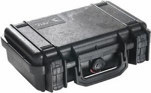 Peli Box schwarz 1170 ohne Schaumeinsatz