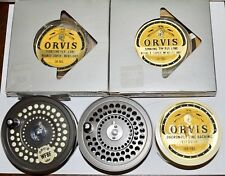 Orvis CFO C.F.O. IV Fly Reel Made in England by Hardy Bros.