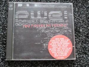 """Pop Will Eat Itself Original Double CD Album """"Two Fingers My Friends!"""" 1995 PWEI"""