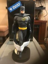 BATMAN STATUE WARNER BROS Figure Superman Bust