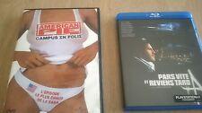 lot de 2 films dvd dont 1 blu-ray