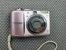 Canon PowerShot A1100 IS 12.1MP Digital Camera PC1354 *2GB Memory Card Included*