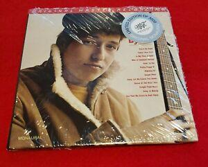BOB DYLAN - Bob Dylan - Hybrid Mono SACD