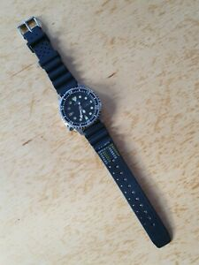 CITIZEN Promaster Diver Automatic, schwarz * GUT