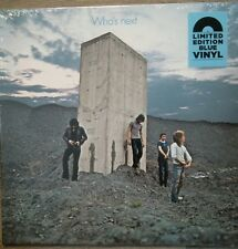 The Who - Who`s Next   Exclusive Limited Blue Vinyl LP NEW
