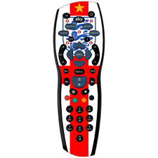 England world cup Sticker/Skin sky + hd Remote controller/controll sticker