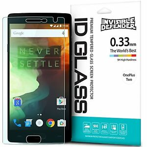 For OnePlus 2 | Ringke Invisible Defender Tempered Glass Screen Protector 0.33mm