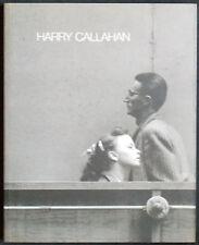 Harry CALLAHAN. Fundacio « La Caixa », 2000. E.O.