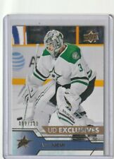 Antti Niemi 2016-17 Upper Deck UD Exclusives #089/100 Card#309