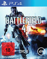Spiel game Battlefield 4 Sony PlayStation 4 ps4 Deutsch 100% uncut