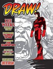 Draw! Magazine #25 TwoMorrows Lee Weeks  Joe Rubinstein Summer 2013