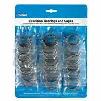 Caged bike ball bearings wheel headset bottom bracket