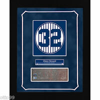 ELSTON HOWARD OLD YANKEE STADIUM MONUMENT PARK BRICK 14x18 PLAQUE GAME USED NY