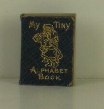 My Tiny Alphabet Book-MINIATURE 1900