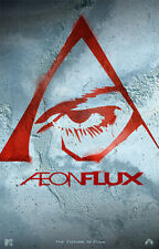 Aeon Flux Movie Poster 2 Sided Original Advance Ver A 27x40 Charlize Theron