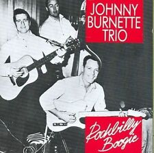 Rockabilly Boogie 4000127154743 by Johnny Burnette CD