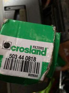 Crosland Fuel Filter Metal Canister  - Various VW , Audi , Skoda , Seat & Fiat
