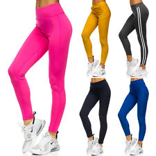 Leggings Hose Leggins Trainingshose Sporthose Fitness Damen Mix BOLF Jogging