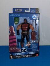 DC Multiverse KGBeast Action Figure Killer Croc New